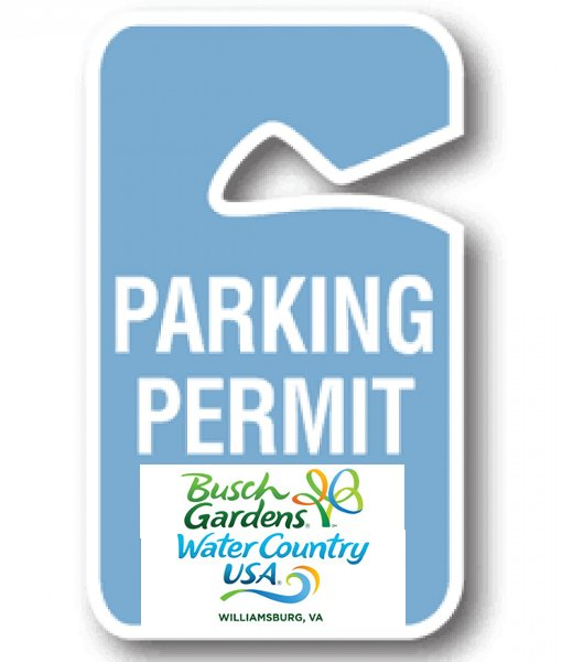 7 Day Parking Pass To Busch Gardens U0026 Water Country USA